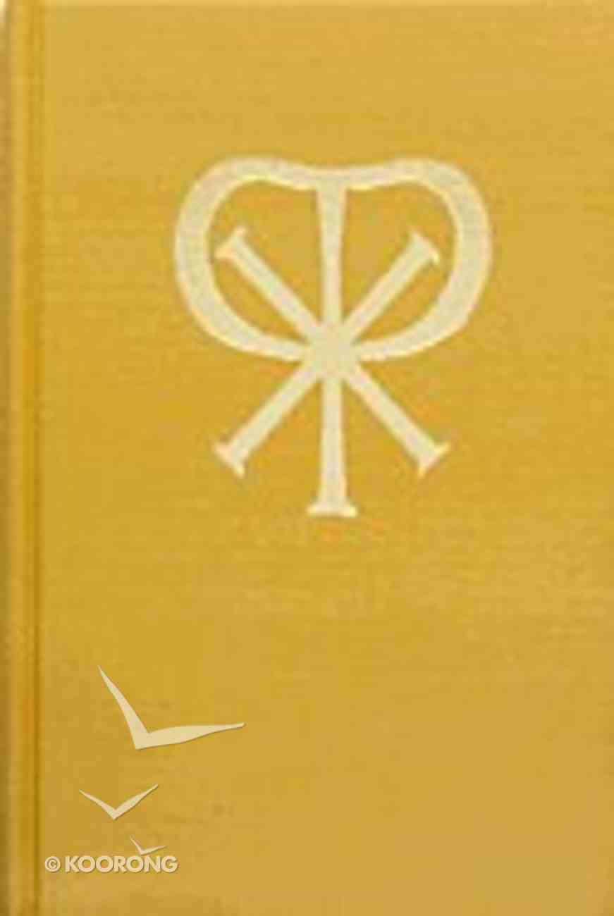 The Two Natures in Christ Hardback