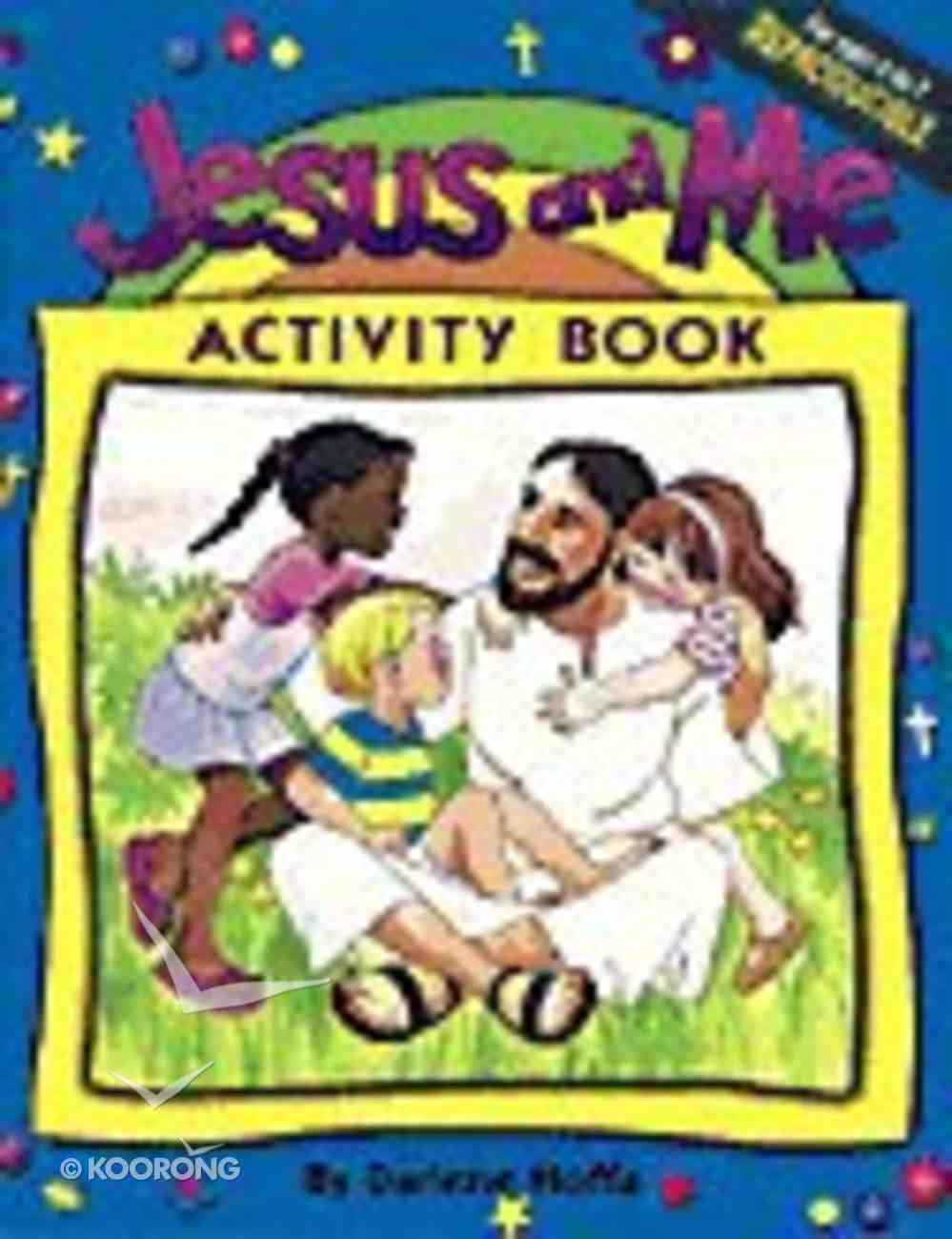 Jesus and Me Activity Book Paperback