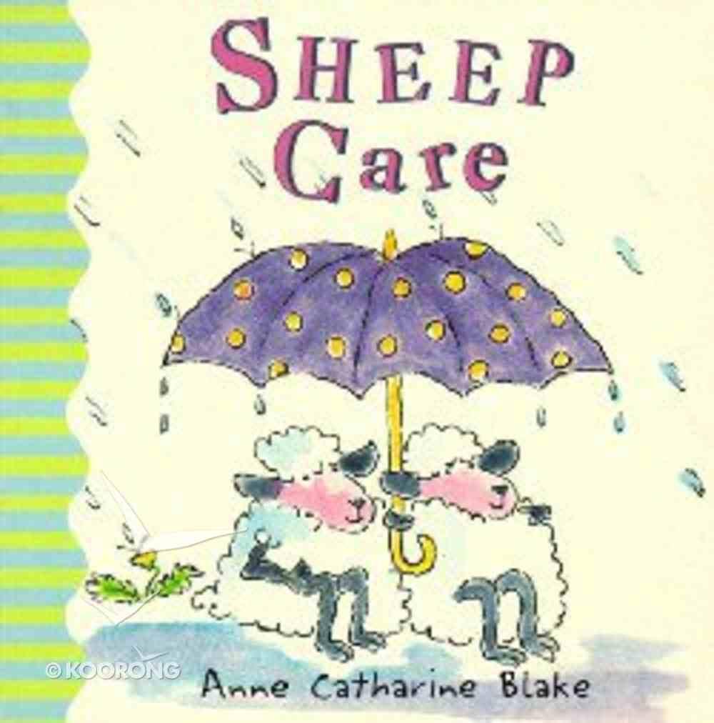 Sheep Care Board Book