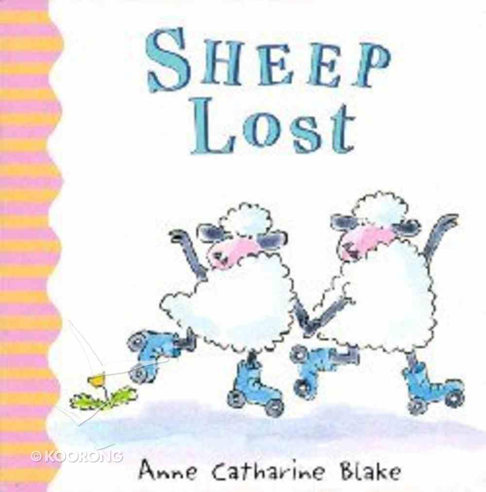 Sheep Lost Board Book