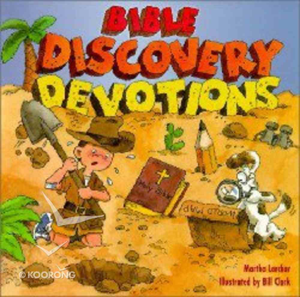 Bible Discovery Devotions Paperback