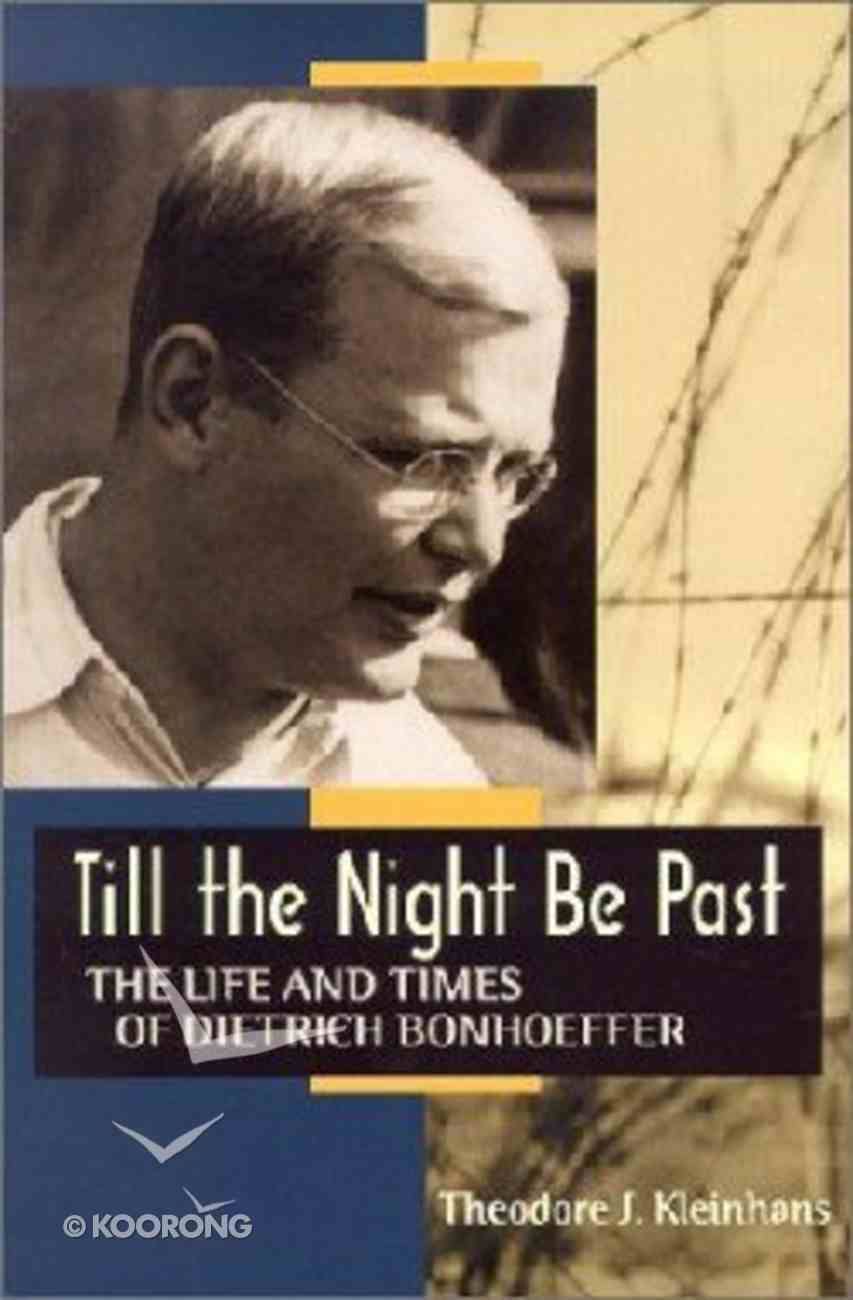 Till the Night Be Past Paperback