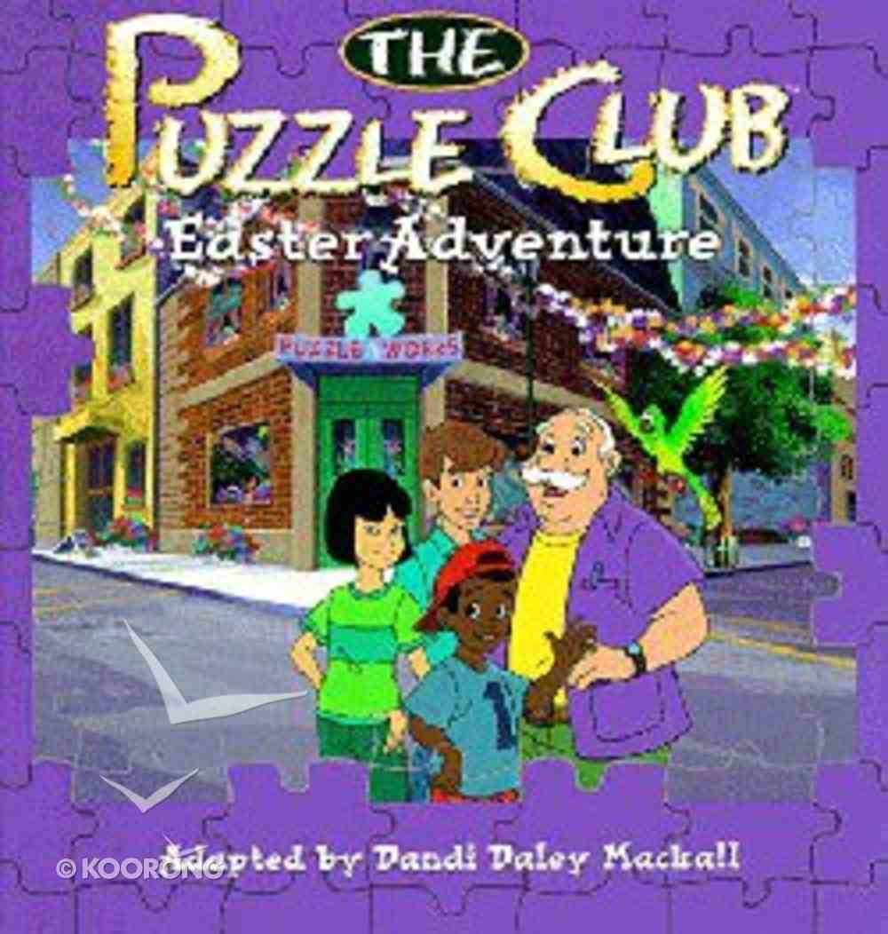 Easter Adventure (#06 in Puzzle Club Mysteries Series) Paperback