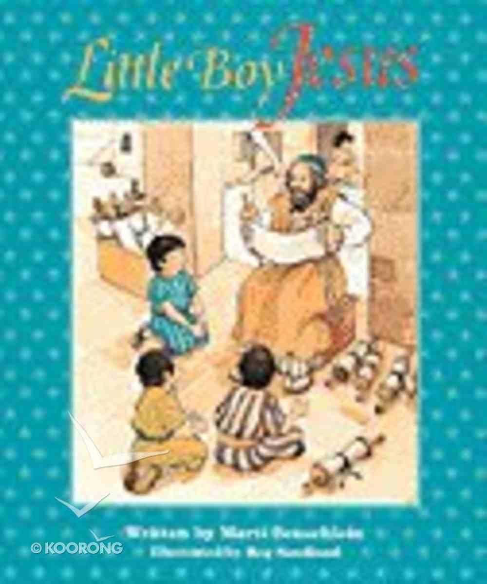 Little Boy Jesus (Big Books Series) Paperback