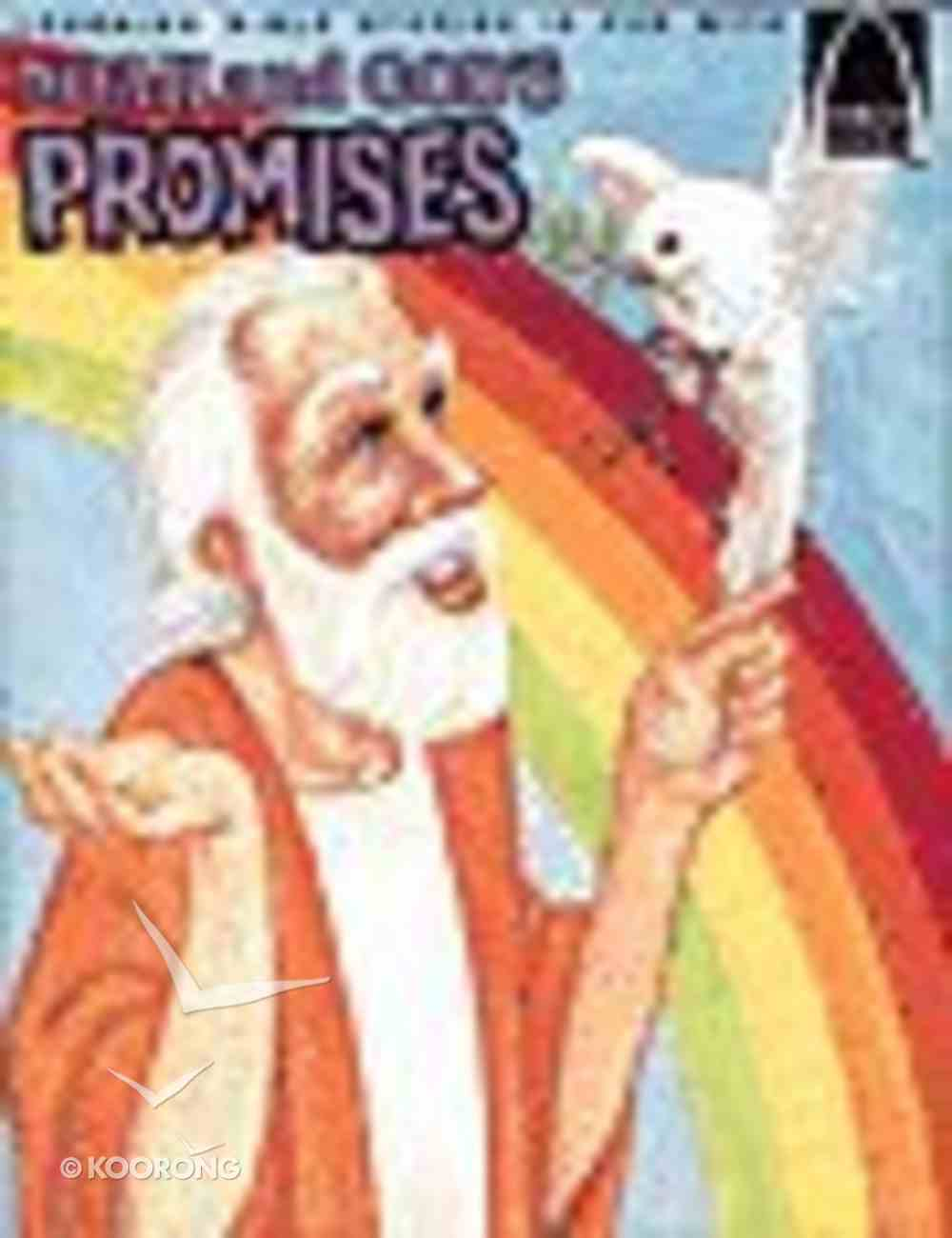 Noah and God's Promises (Arch Books Series) Paperback