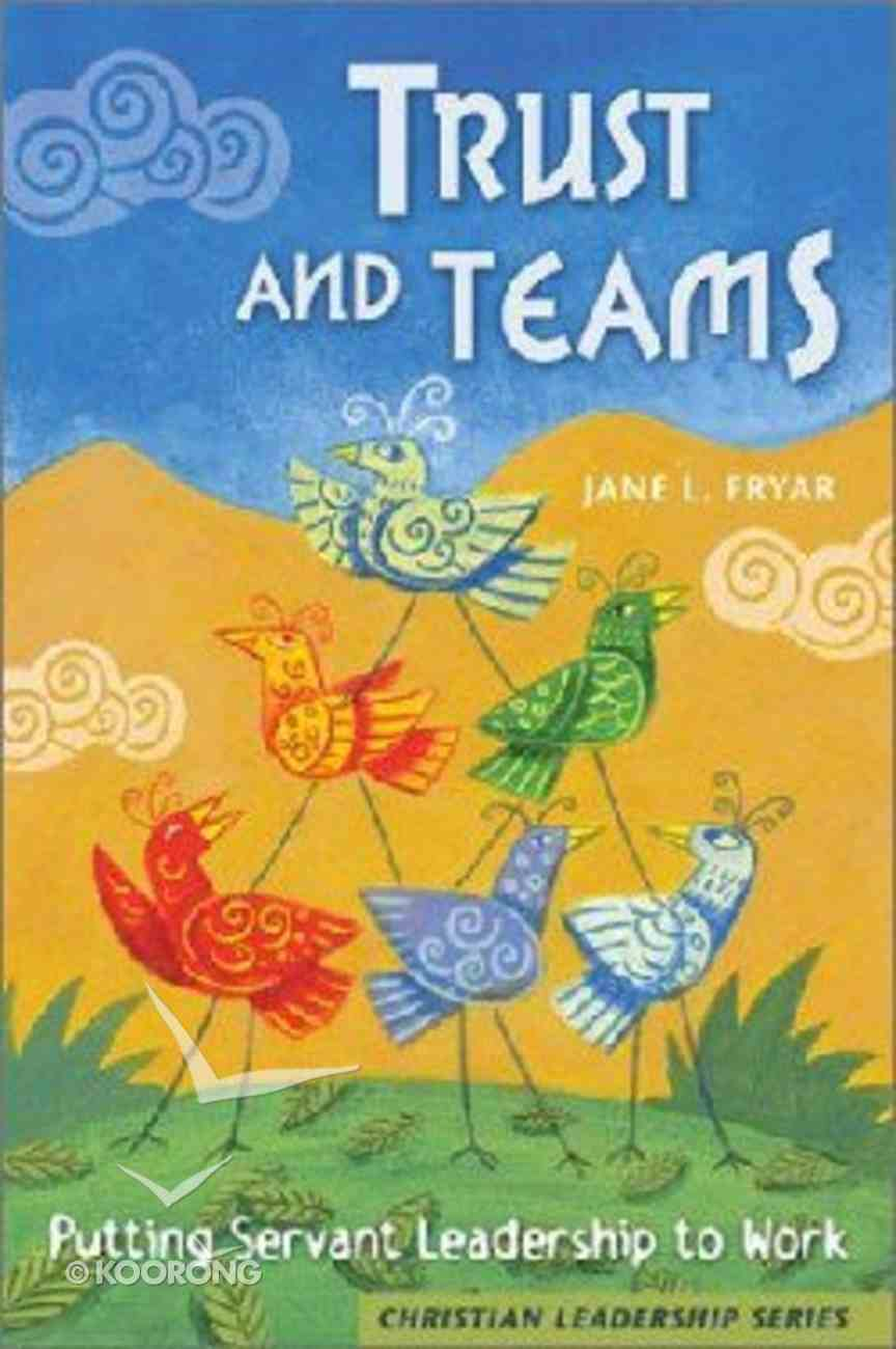 Trust and Teams Paperback
