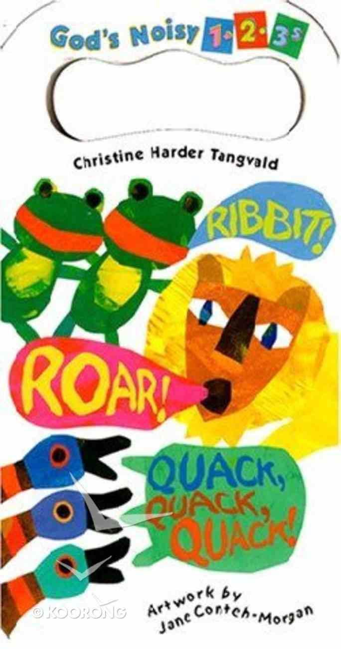 Roar! Quack, Quack, Quack! (Ribbits Series) Board Book