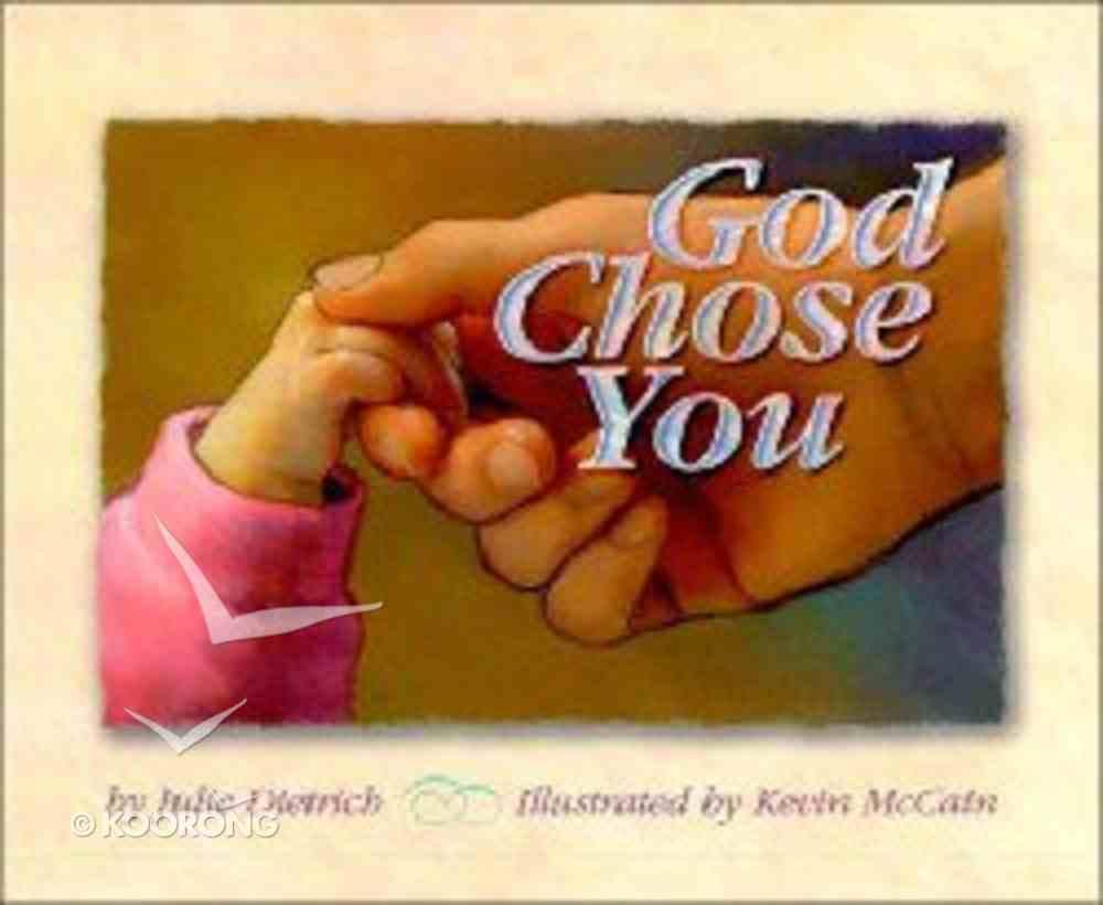 God Chose You Hardback