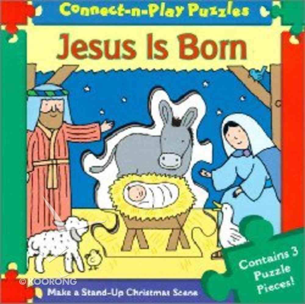 Jesus is Born Board Book