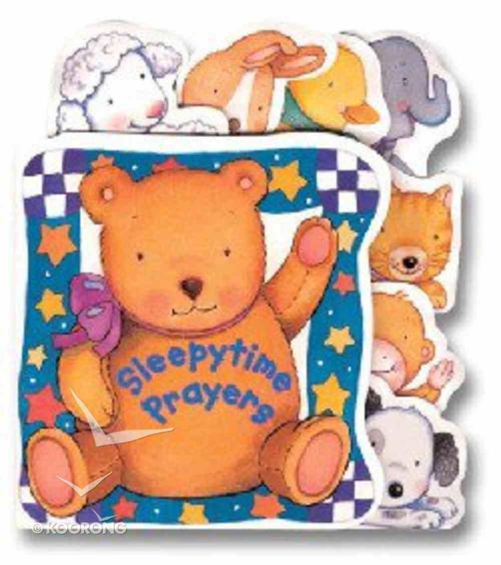 Sleepytime Prayers Board Book