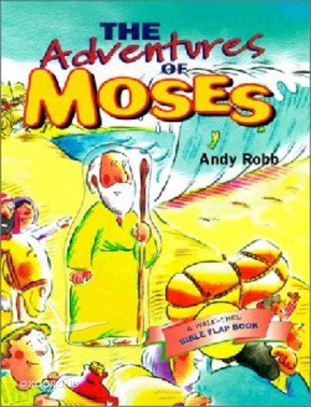 The Adventures of Moses Hardback