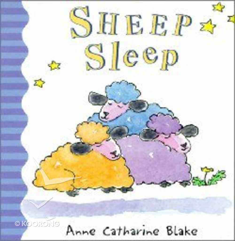 Sheep Sleep Board Book