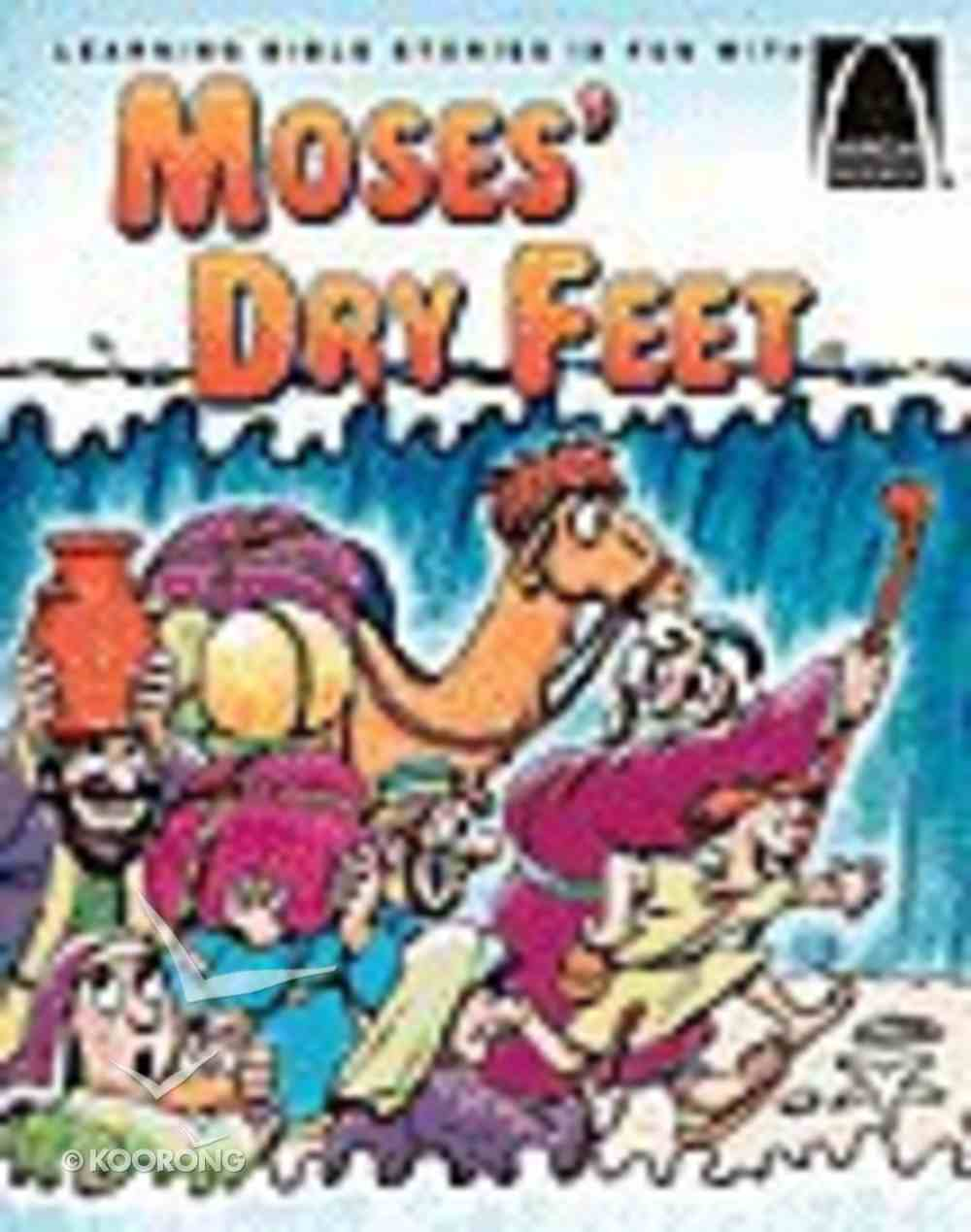 Moses' Dry Feet (Arch Books Series) Paperback