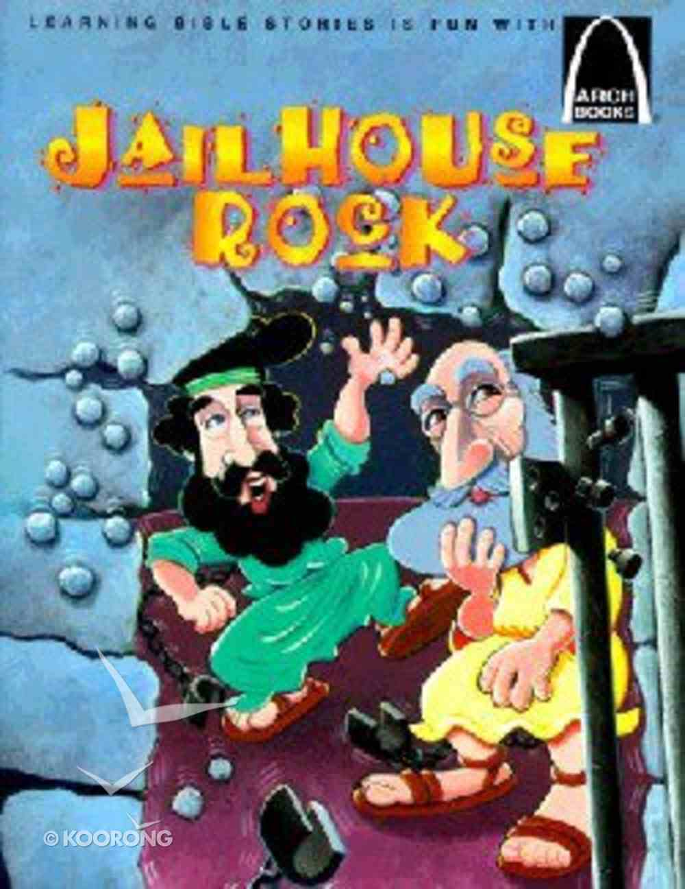 Jailhouse Rock (Arch Books Series) Paperback