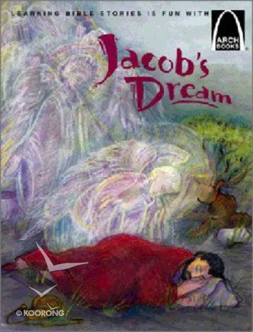 Jacob's Dream (Arch Books Series) Paperback
