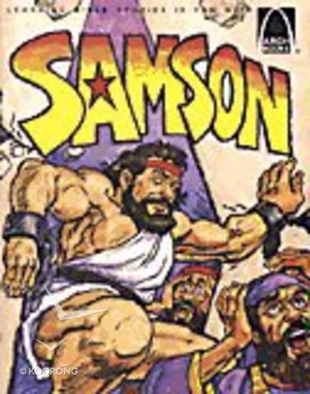 Samson (Arch Books Series) Paperback