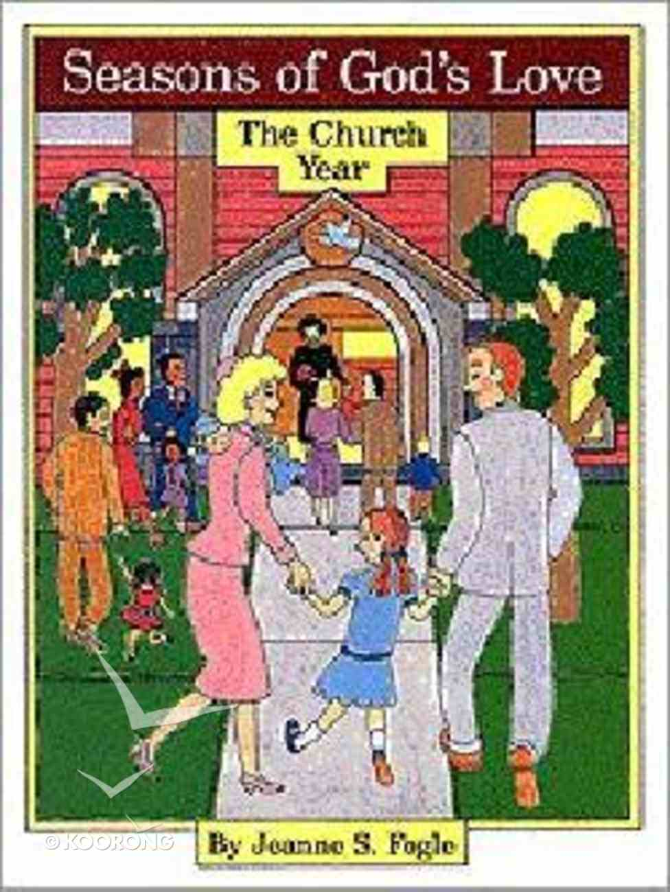 Seasons of God's Love Paperback