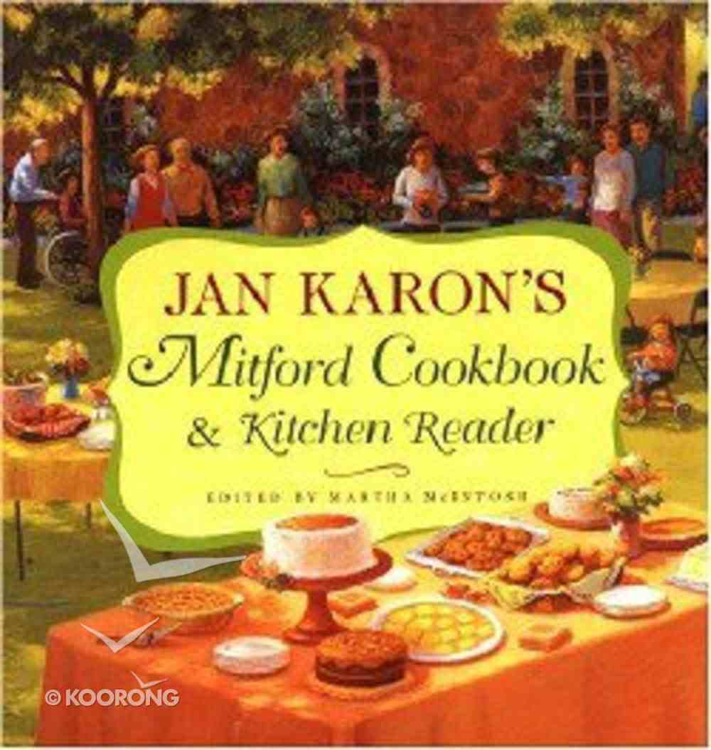 Mitford Cookbook and Kitchen Reader Hardback