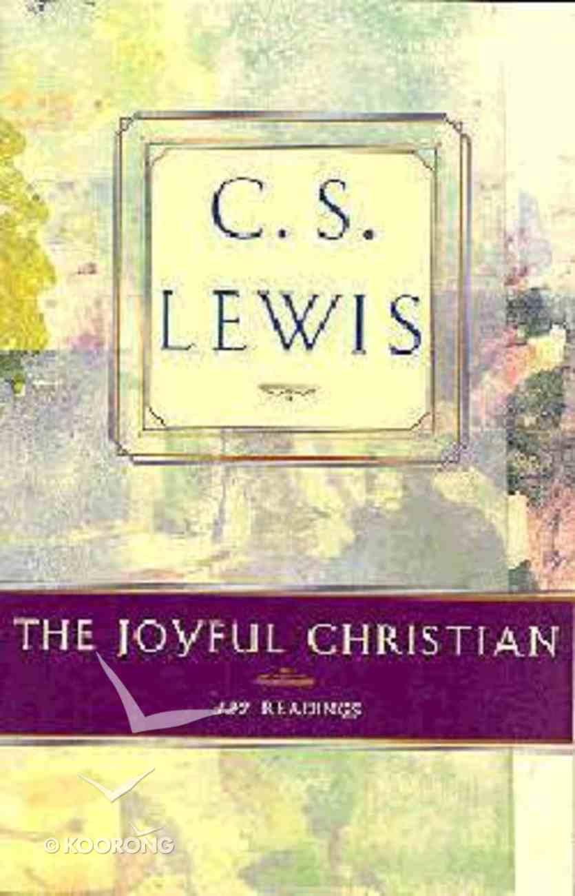 The Joyful Christian Paperback