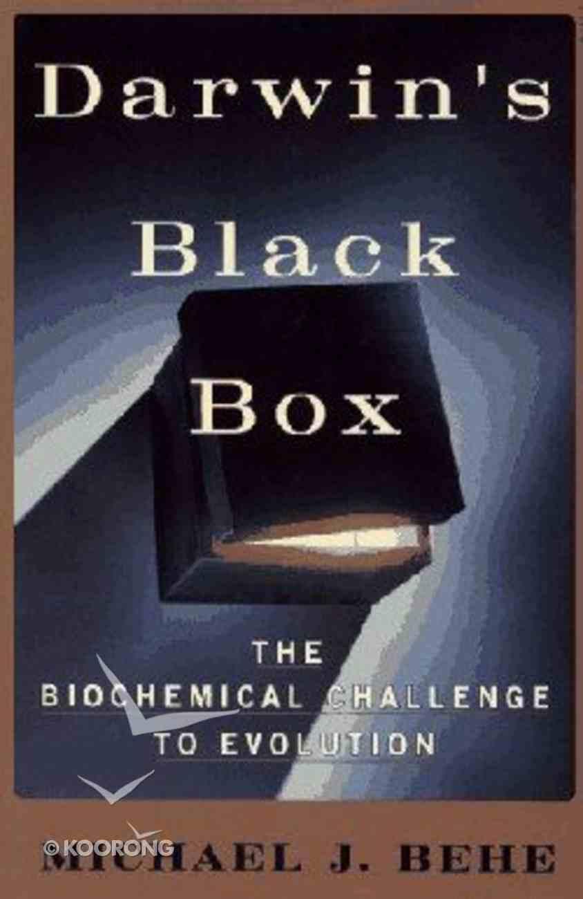 Darwin's Black Box Hardback