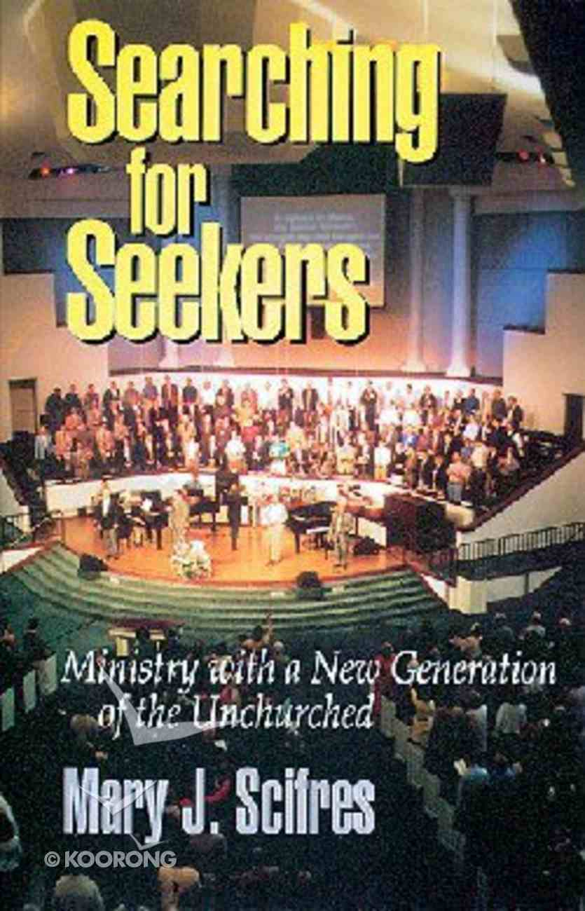 Searching For Seekers Paperback