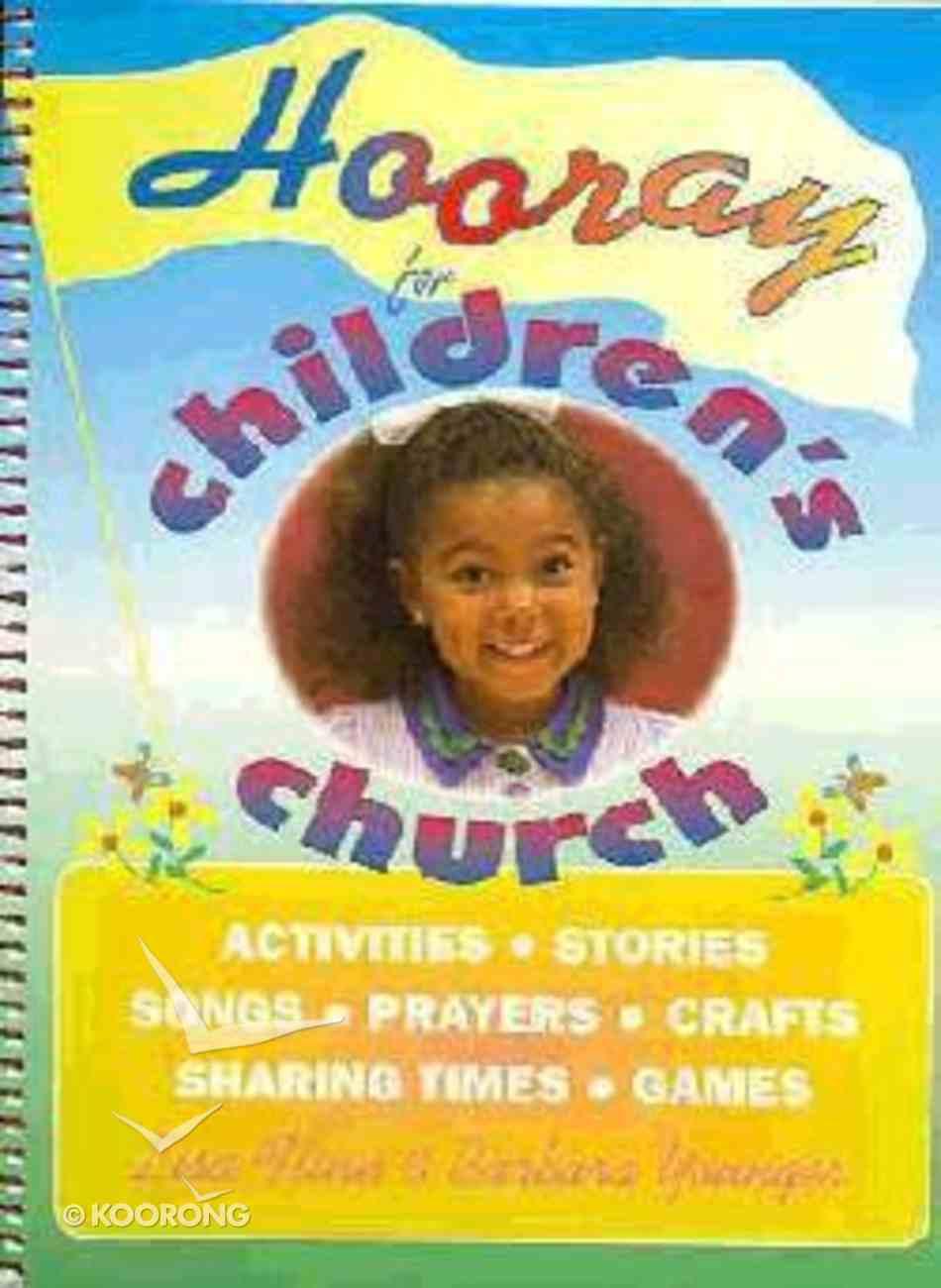 Hooray For Children's Church Paperback