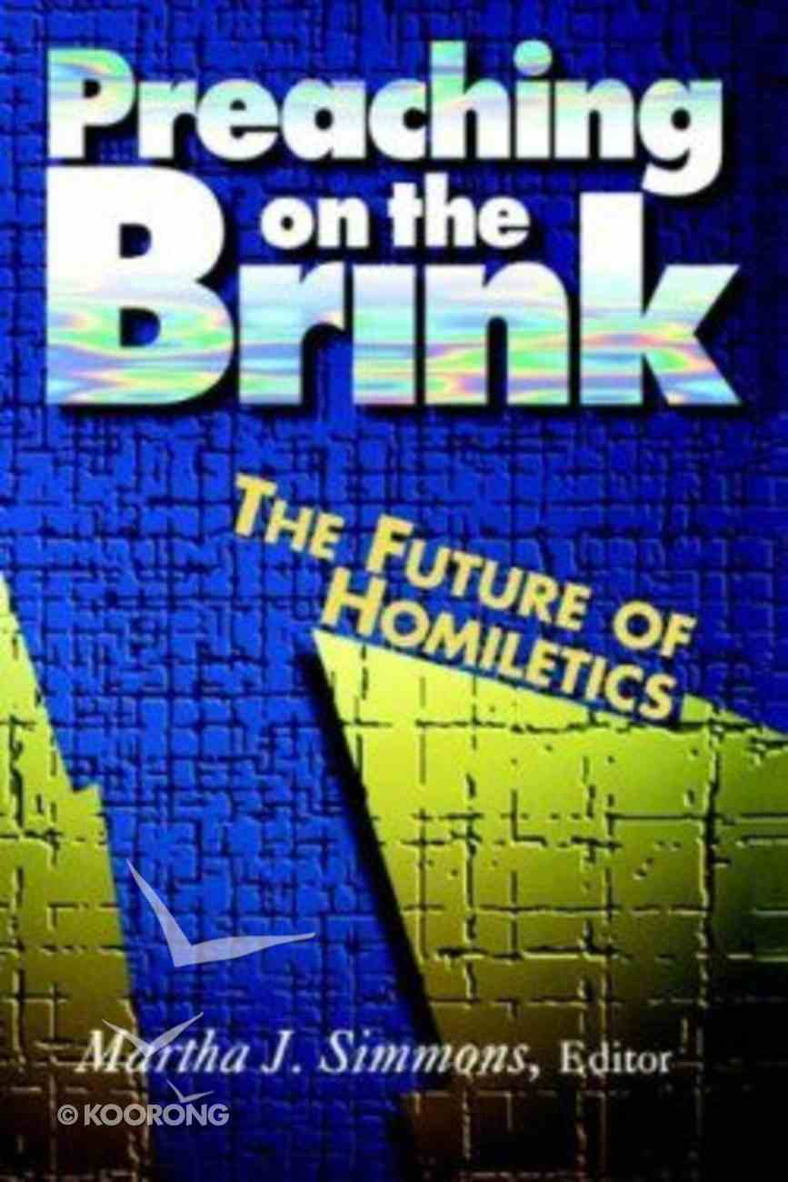 Preaching on the Brink Paperback