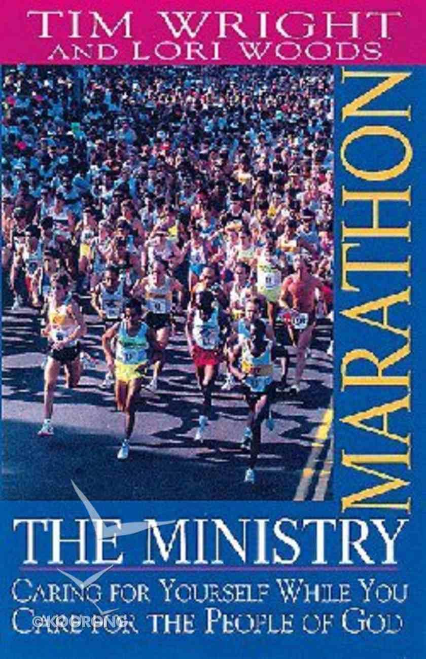 The Ministry Marathon Paperback