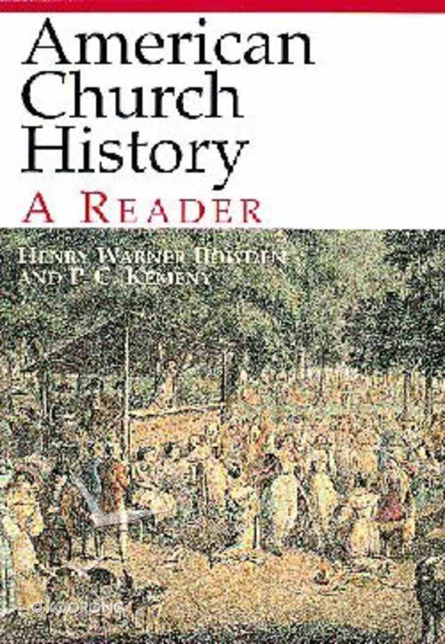 American Church History Paperback