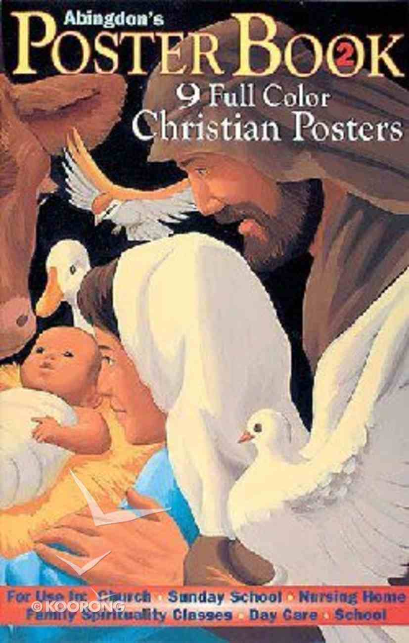 Abingdon's Poster Book 2 Paperback