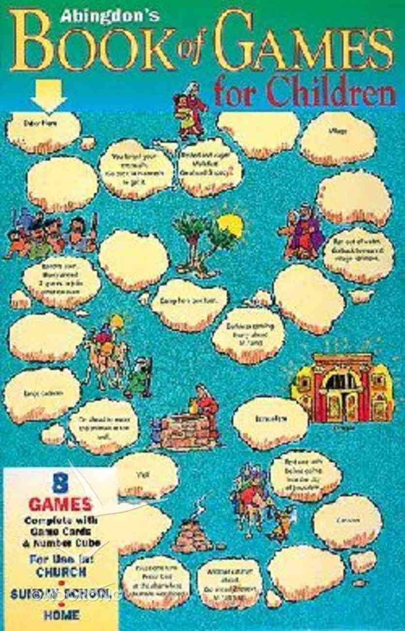 Abingdon's Book of Games For Children Paperback
