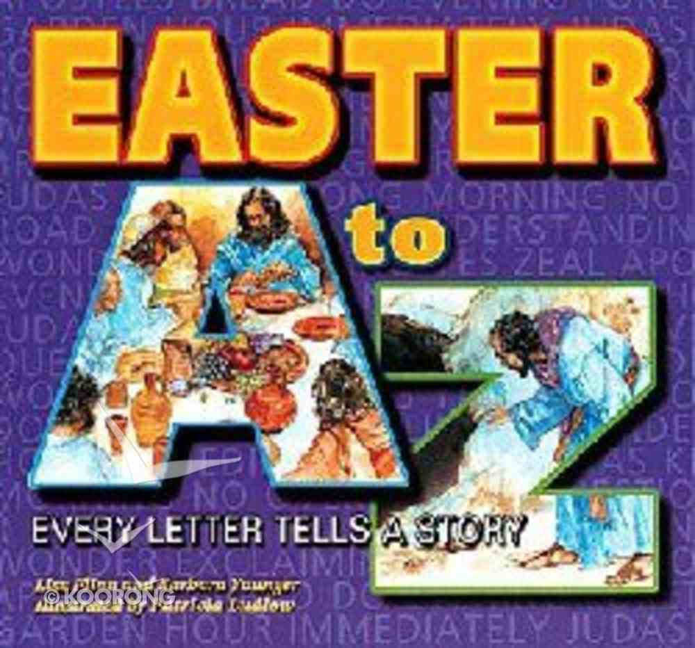 Easter a to Z Paperback