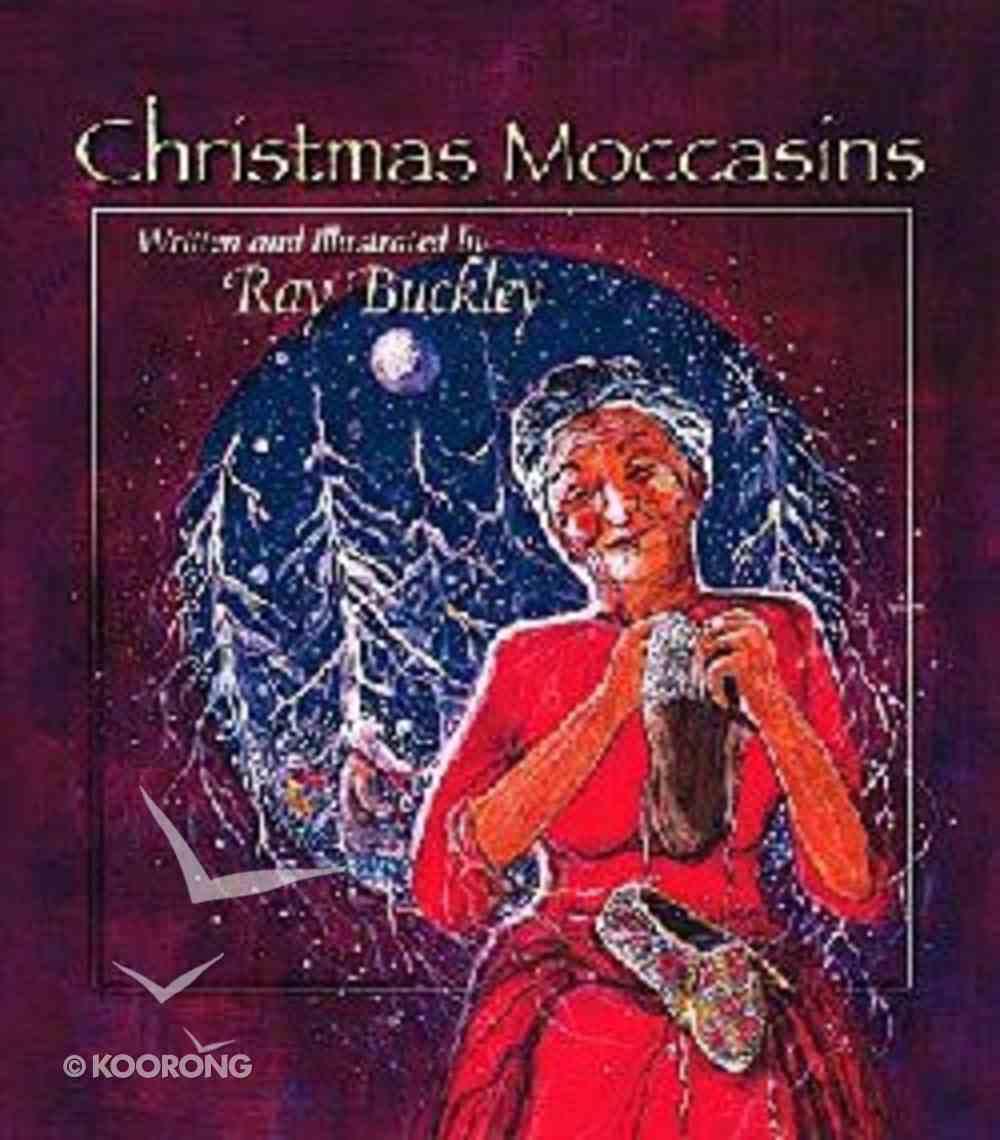 Christmas Moccasins Hardback