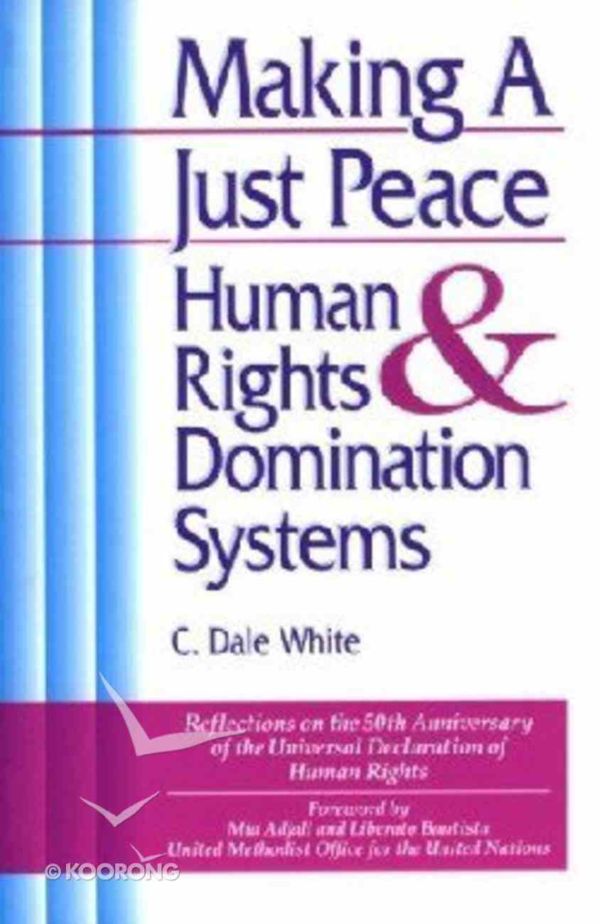 Making a Just Peace Paperback