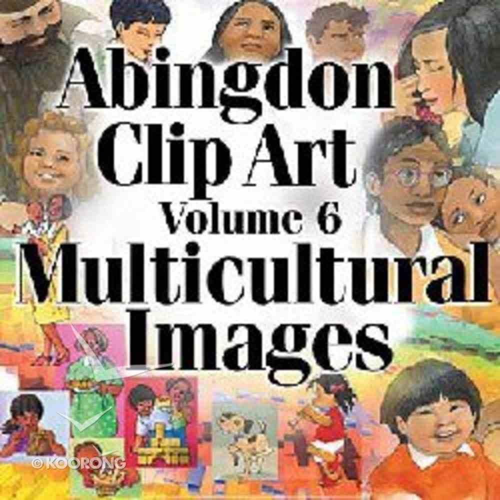 Abingdon Clip Art #06: Multicultural Images CDROM Win/Mac CD-rom