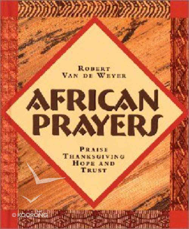 African Prayers Hardback
