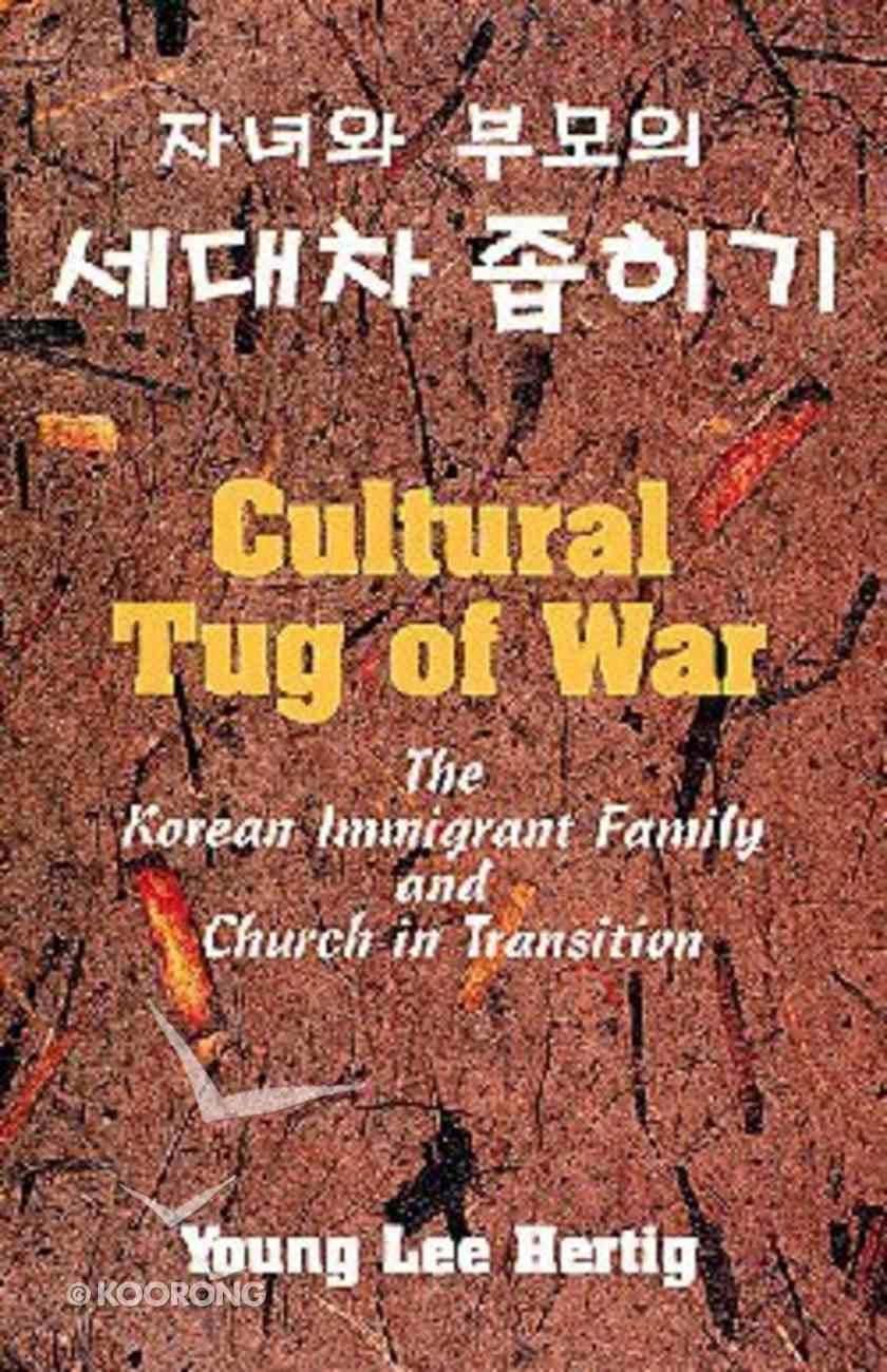 Cultural Tug of War Paperback