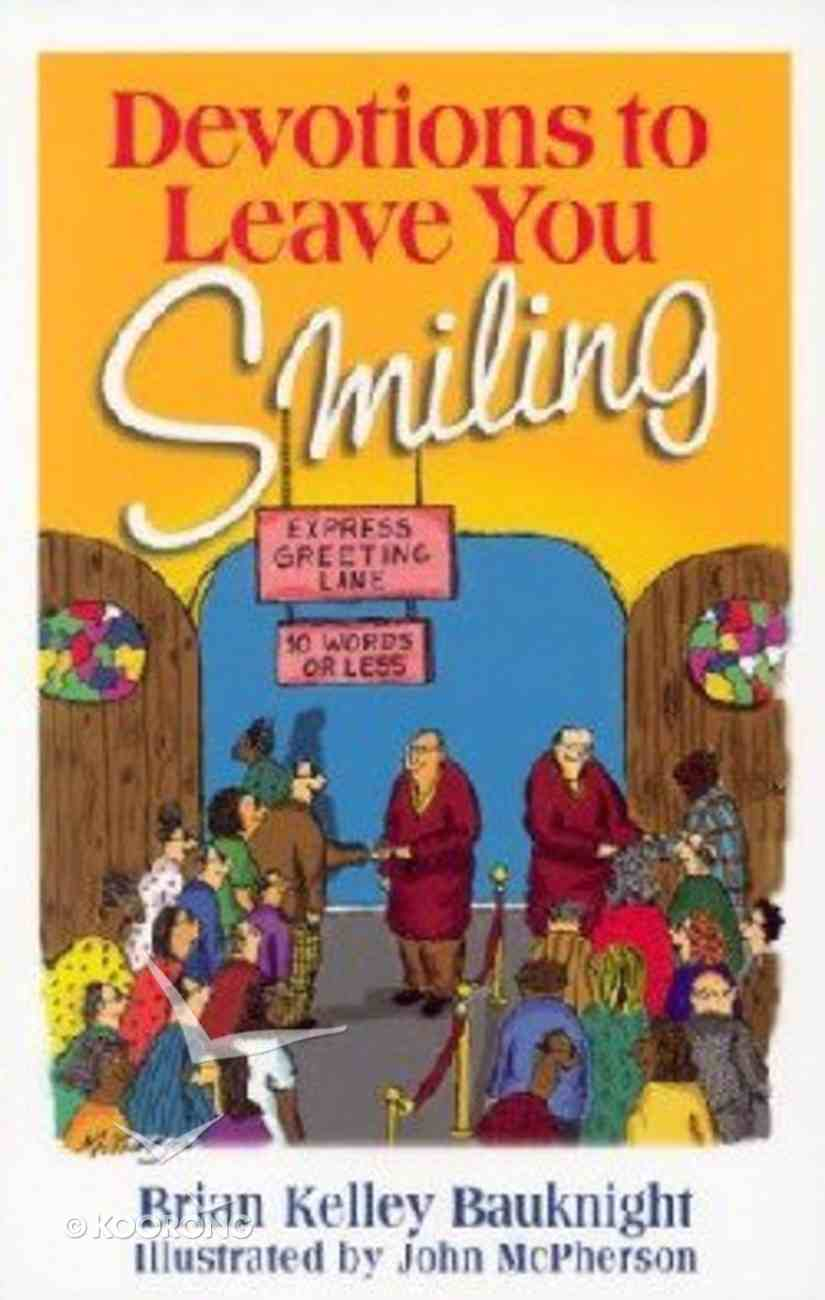 Devotions to Leave You Smiling Paperback