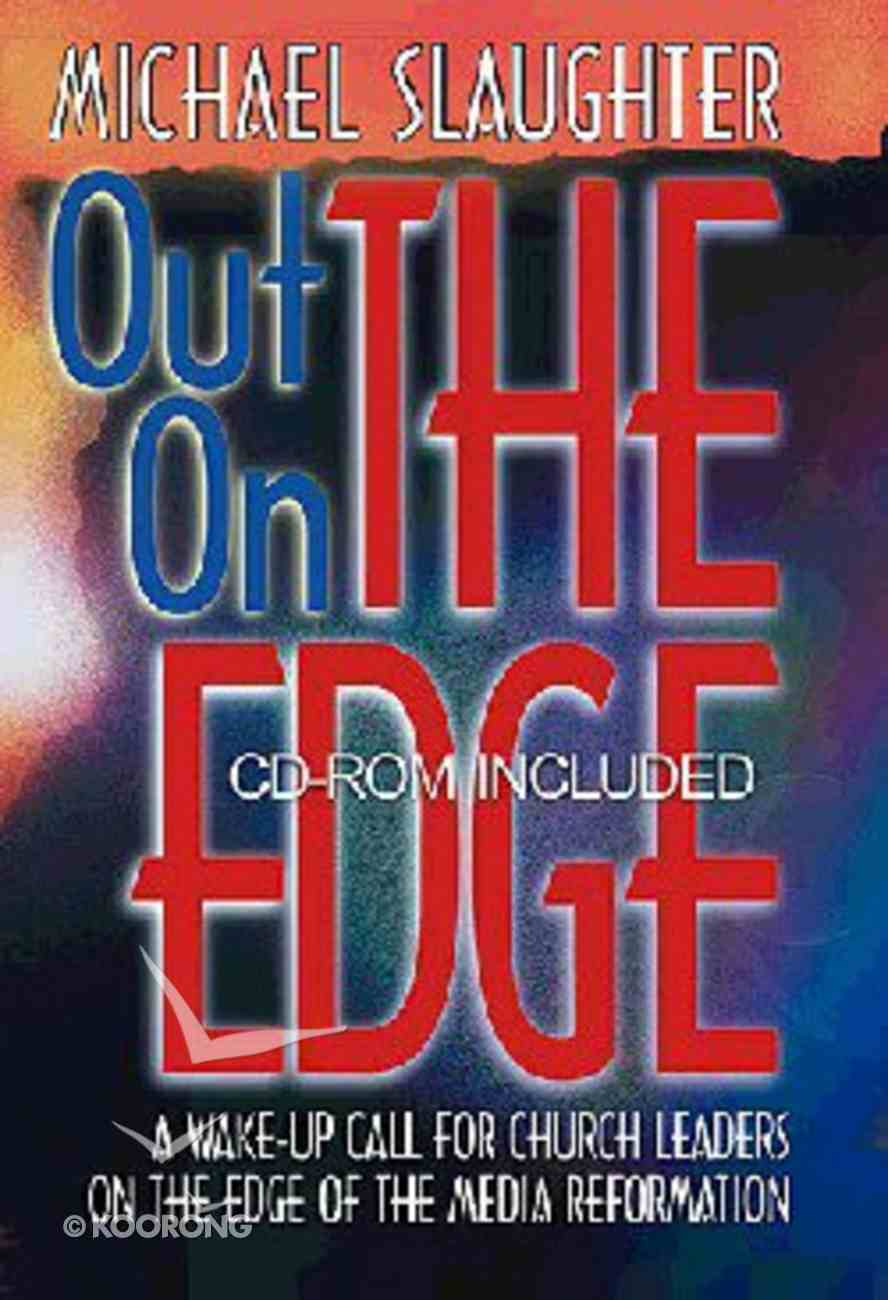 Out on the Edge (Includes Cdrom) Paperback