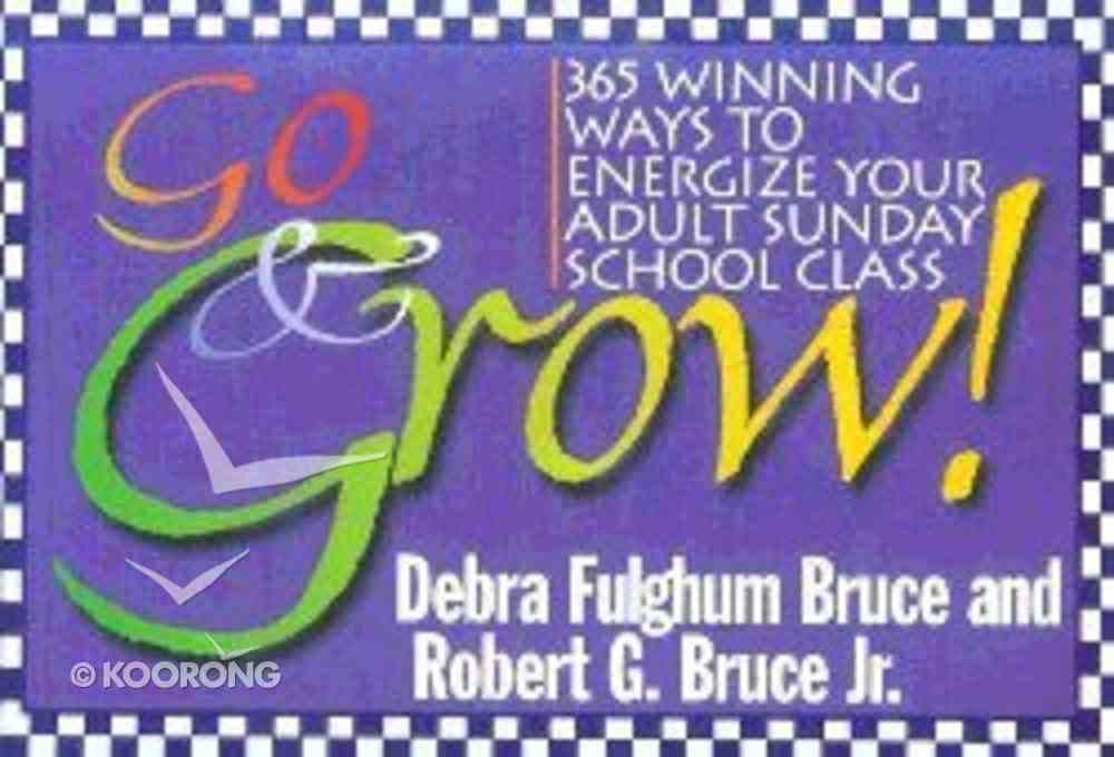Go & Grow Paperback
