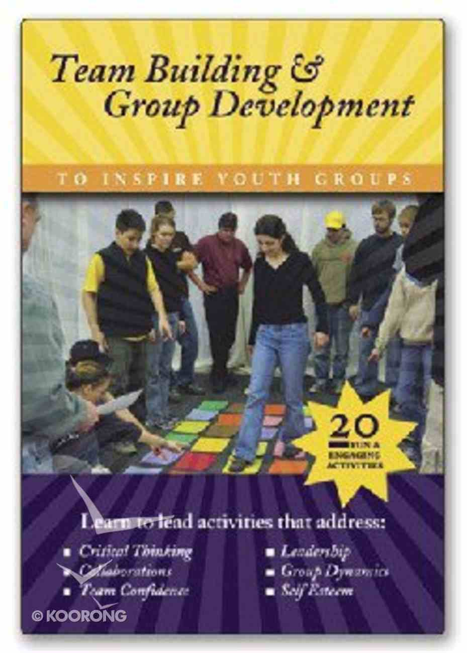 Team Building and Group Development (With Cd) Paperback