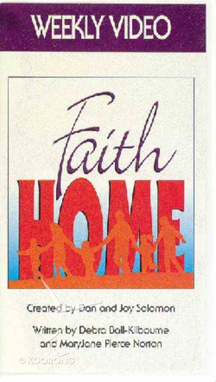 Video Faithhome (Weekly Session Ntsc) Video