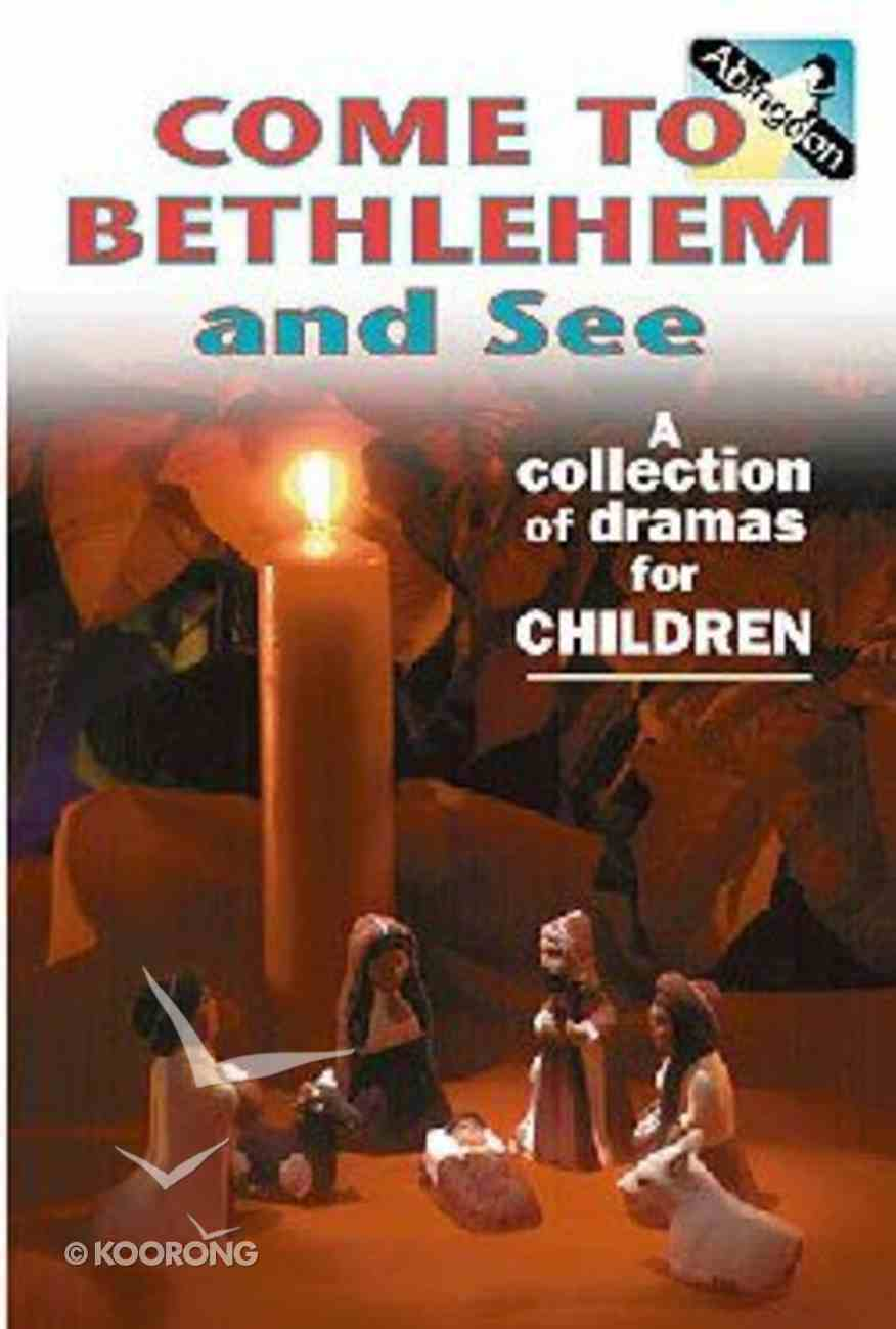 Come to Bethlehem and See Paperback
