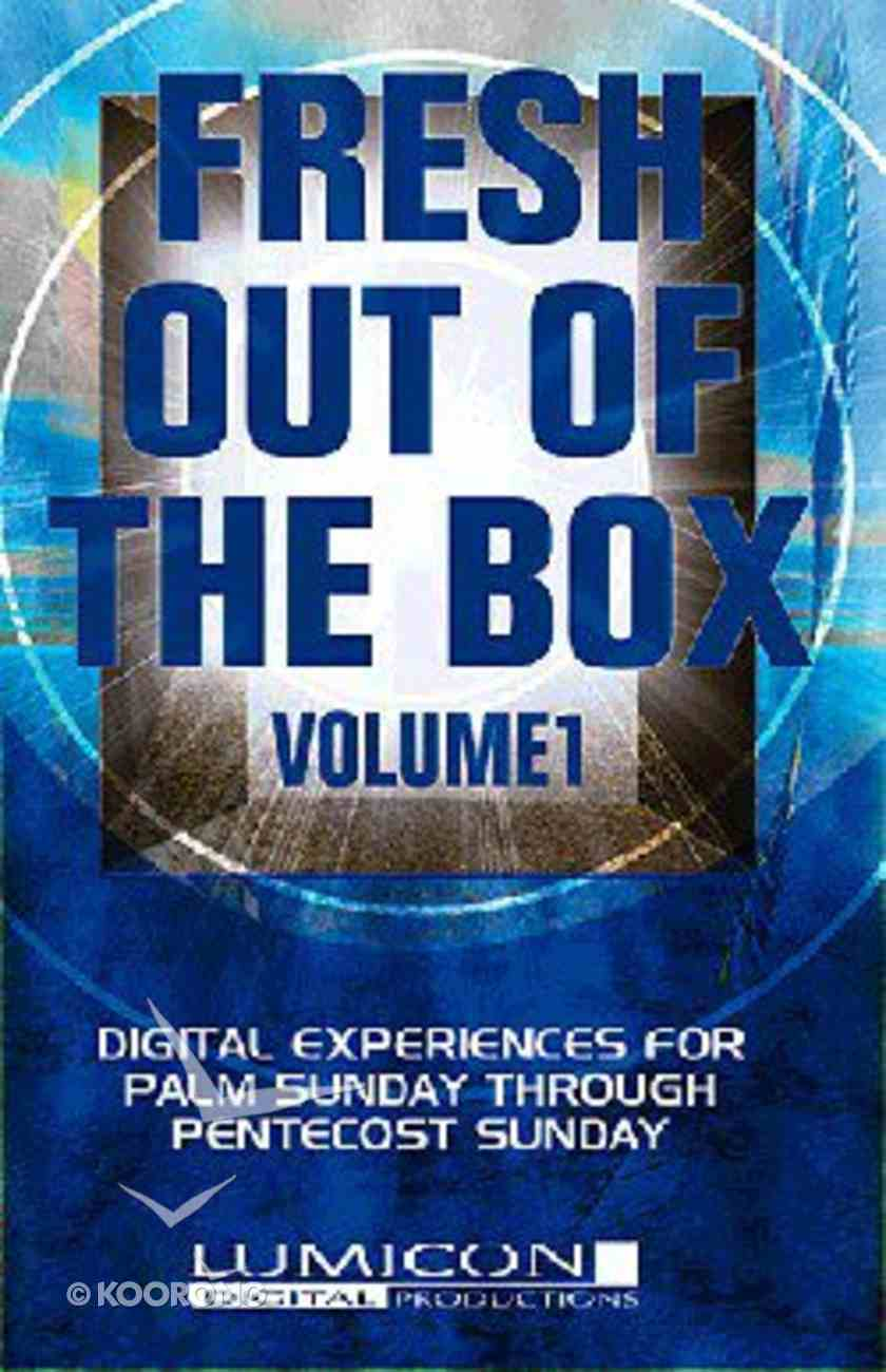 Fresh Out of the Box #01 With DVD Paperback