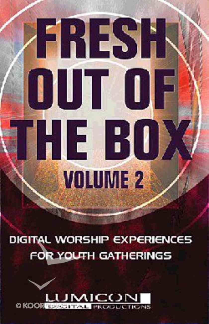Fresh Out of the Box #02 With DVD Paperback