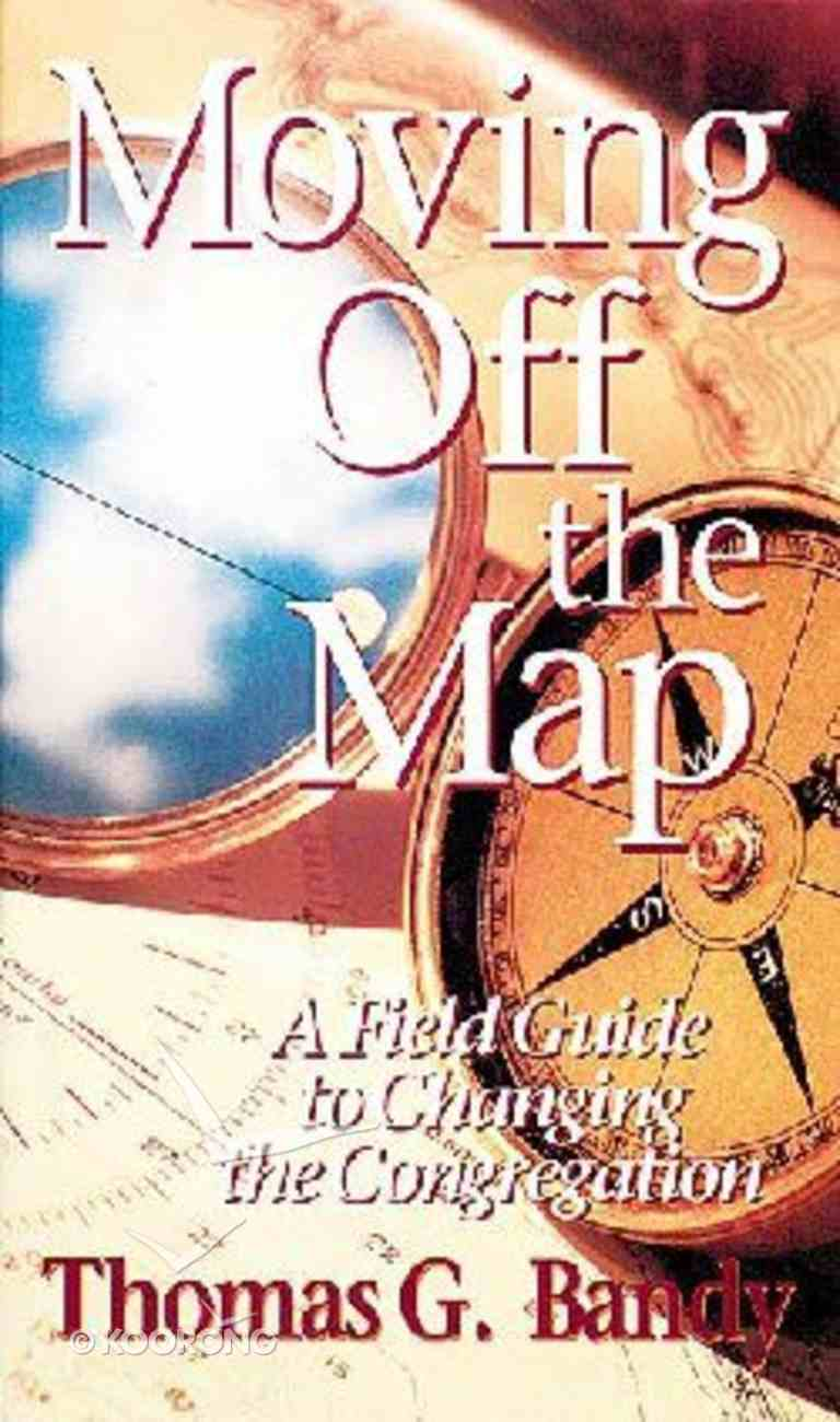 Moving Off the Map Paperback