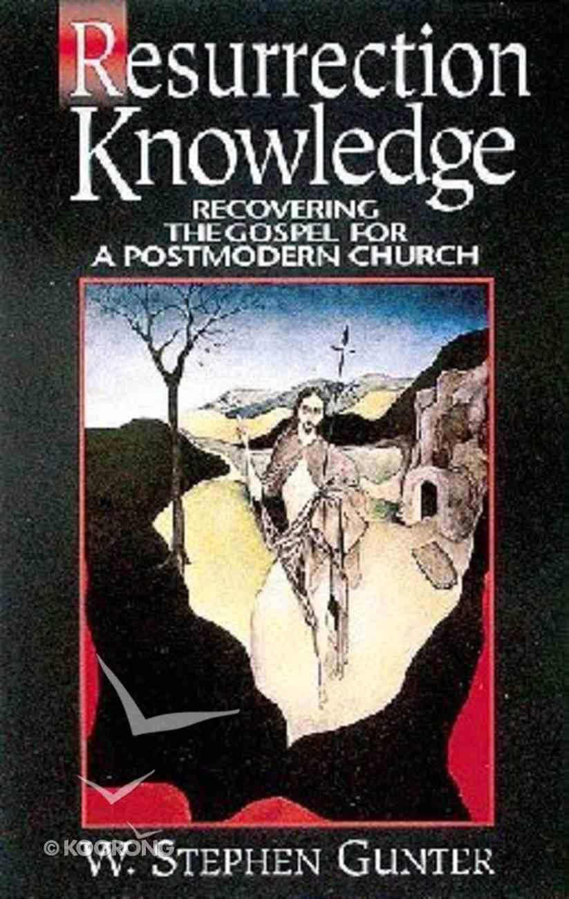 Resurrection Knowledge Paperback