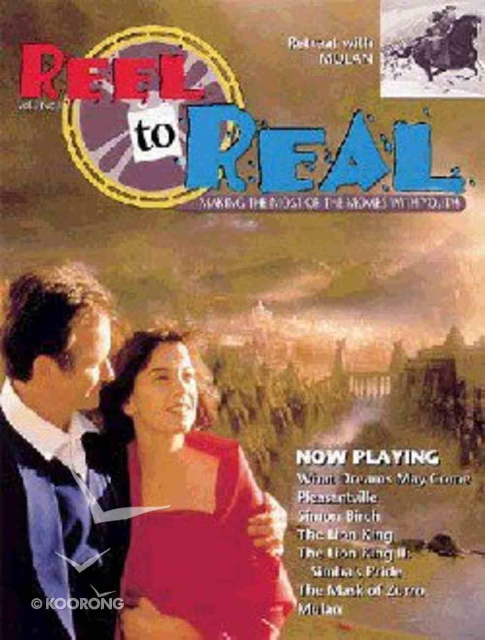 Reel to Real (Vol 3 #1) Paperback