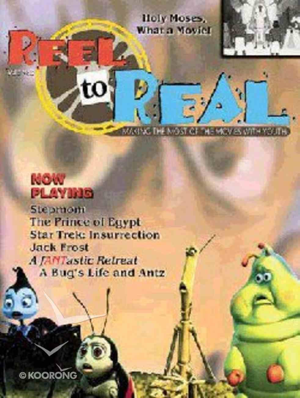 Reel to Real (Vol 3 #2) Paperback