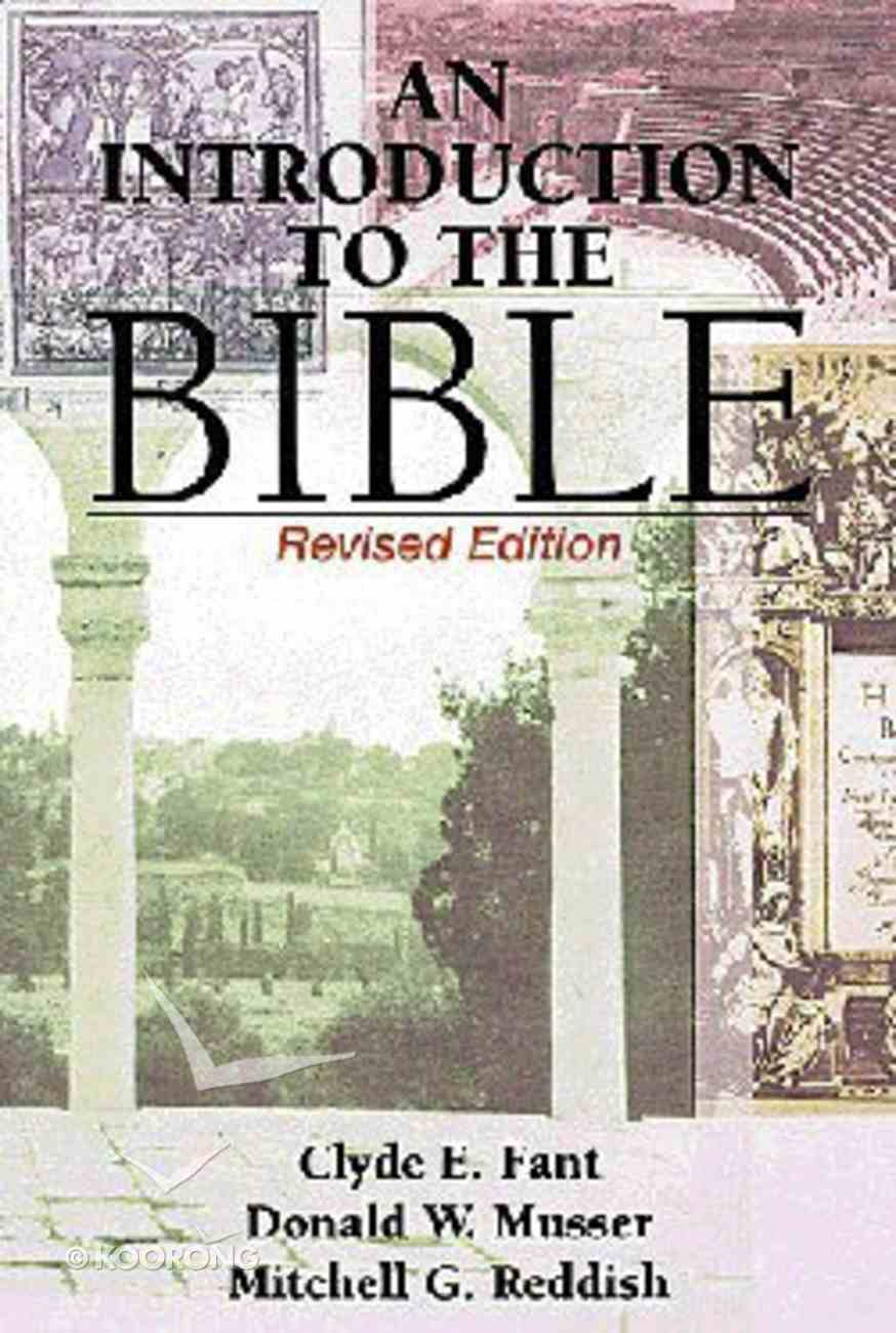 An Introduction to the Bible (2001) Hardback